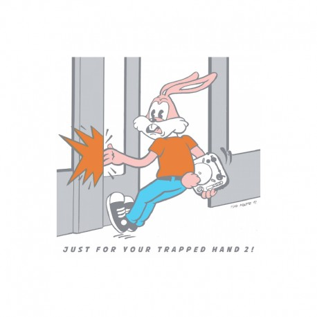 """Just for your Trapped Hand Vol. 2 7"""""""