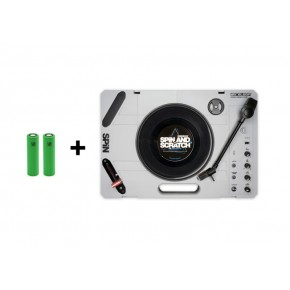 Reloop Spin con Jesse Dean Spin Contacless Fader + 2 baterías