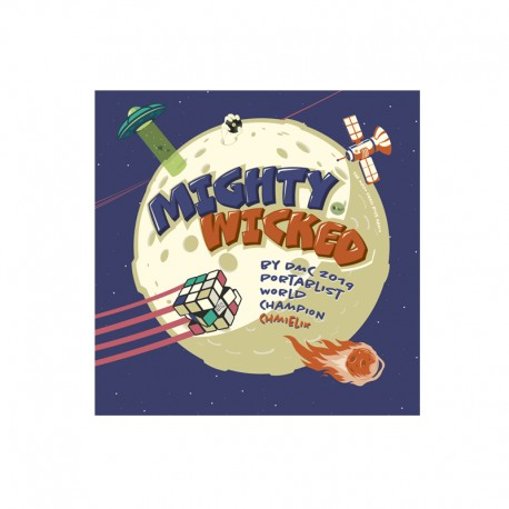 """Mighty Wicked 7"""""""