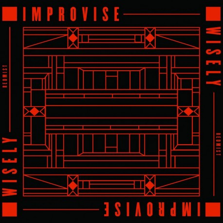 Improvise Wisely 12""